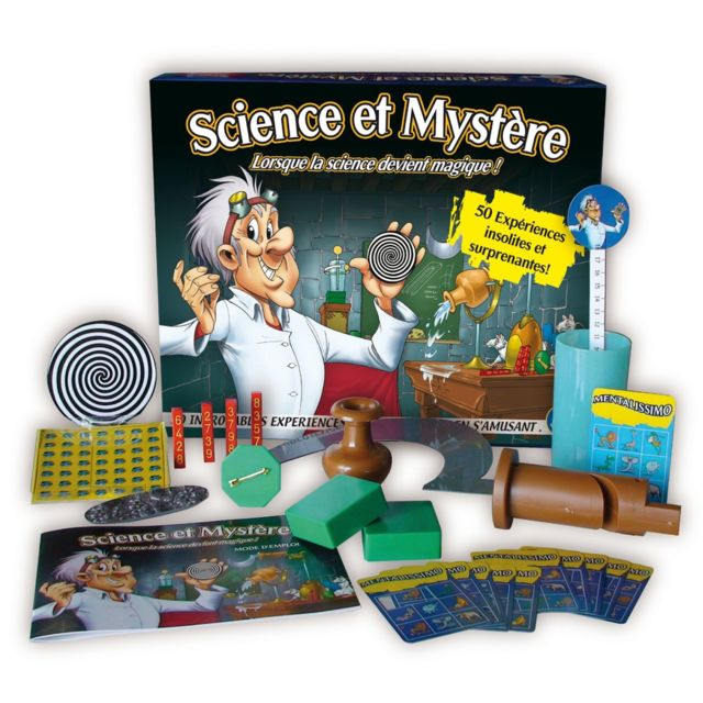 Oid Magic Science et mystère