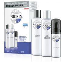 Nioxin - kit soin n°6 cheveux visiblement clairsemés , Moyens à épais, naturels ou traités chimiquement