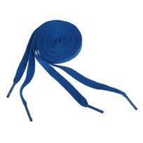 Mr.Lacy - Lacets Mr lacy Flaties royal 130cm Bleu 65984