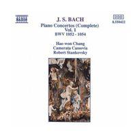 Naxos - L'Intégrale des concertos pour clavier Vol.1