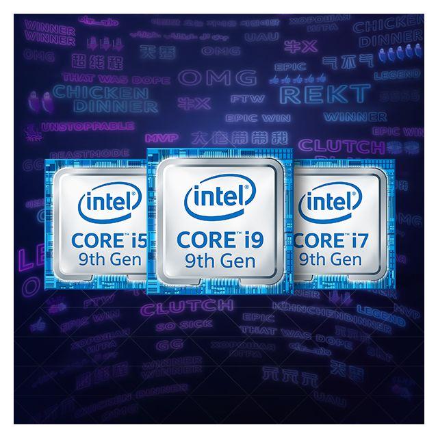 Pc Gamer Intel Core i5-9600K - Nvidia GeForce Rtx2060 - 480Go Ssd - 16Go  Ram - Win10 - 1To