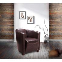 Sofa Story - Fauteuil Cuba Brown