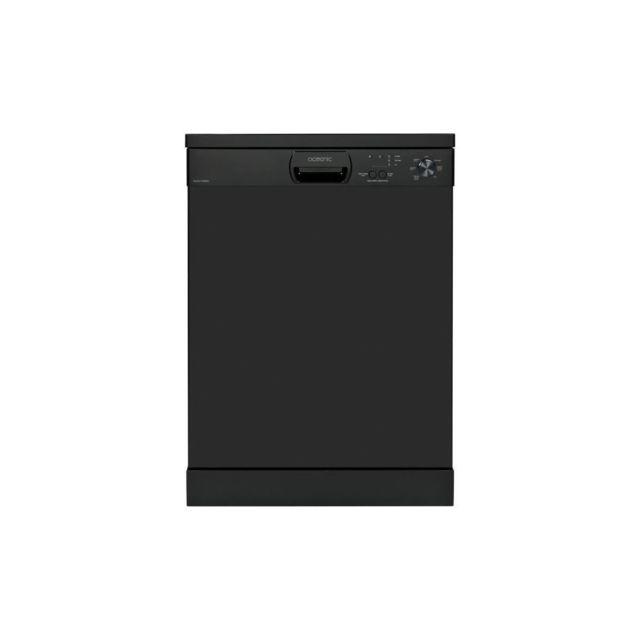 la moitié 445d1 1720b Ocealv1249BDD - Lave vaisselle posable - 12 couverts - 49 dB - A++ - Larg  59,8 cm - Noir