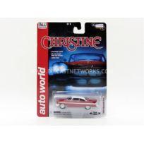 Auto World - 1/64 - Plymouth Fury - Christine - Awss6401