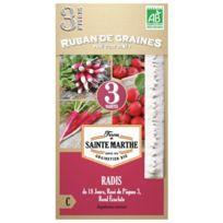 Moulin Roty - Ruban de Graines de Radis en mélange Bio