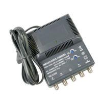 Hdsat - Amplificateur Tnt Blinde 4 Sorties ampli d'intérieur antenne tv 220V