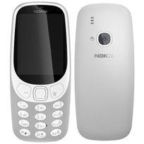 NOKIA - 3310 - Double SIM - Gris