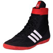 Adidas - Performance-Chaussure Boxe Combat Speed.4 Noir-Rouge G96428