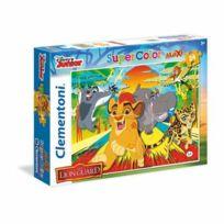 Clementoni - Disney - Puzzle 24 pièces La garde du Roi Lion