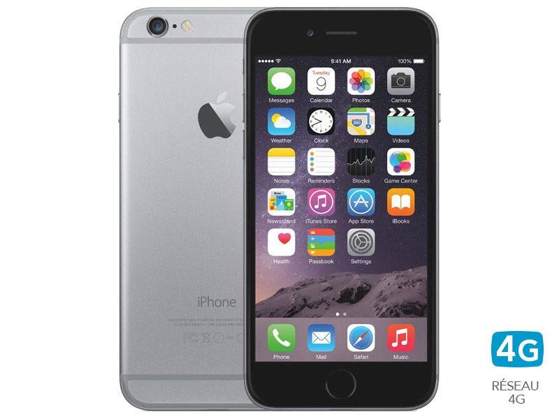 iPhone 6 - 64 Go - Gris Sidéral - Reconditionné