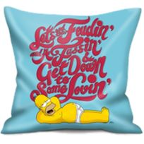 Easy - Coussin Simpsons