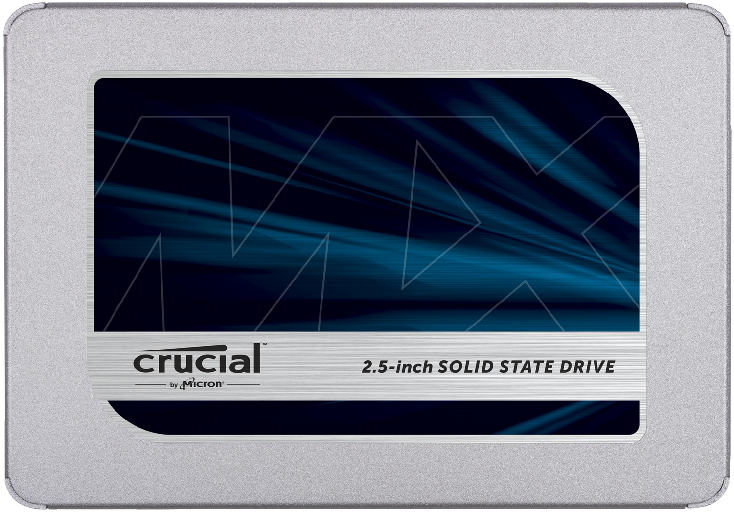 Disque SSD MX500 500 Go 2,5'' 7mm Crucial