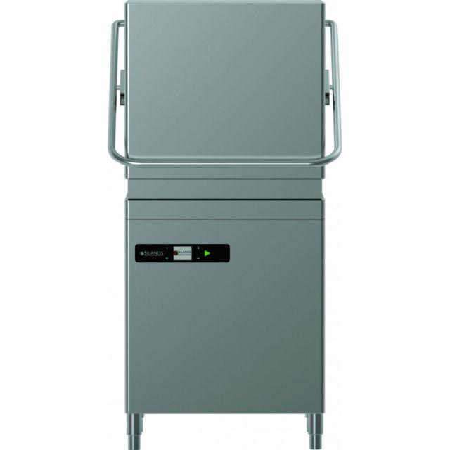Materiel Chr Pro Lave-Vaisselle à Capot N1300 Evo 2 avec Pompe d'Aide au Rinçage et Adoucisseur - Stalgast