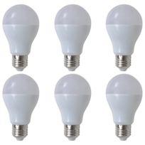 Vida - Ampoule Led 7W blanc chaud 6pcs