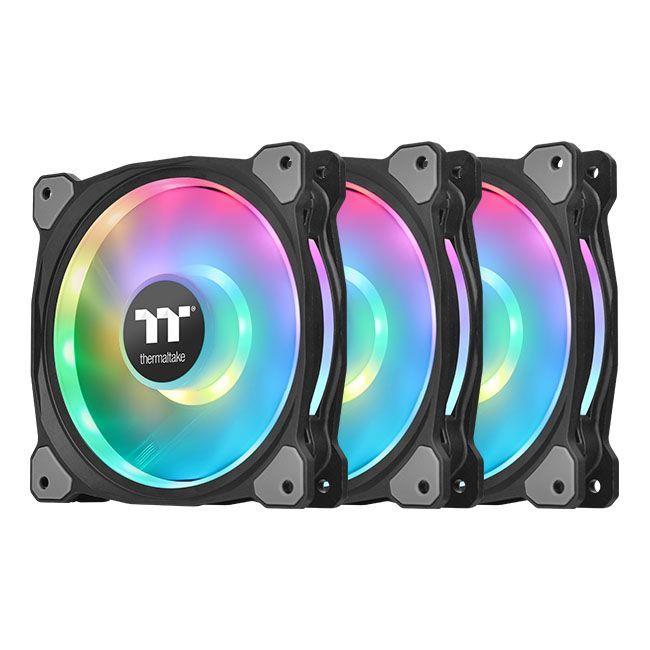 Riing Duo - TT Premium - RGB - 14 cm