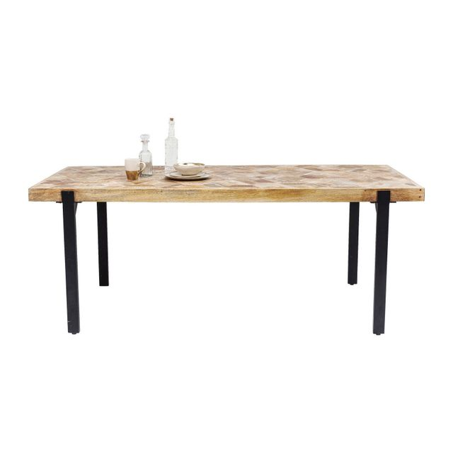 Karedesign Table Tortuga 200x100cm Kare Design