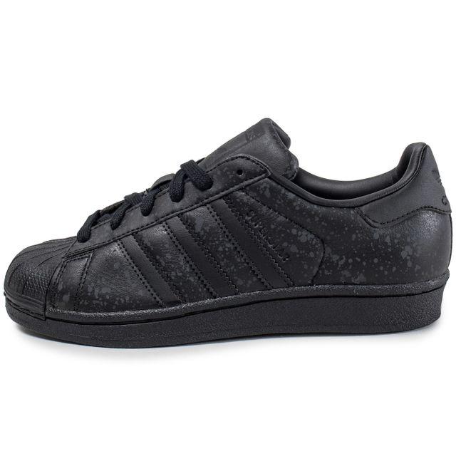 Adidas originals - Superstar W Tachetée Noire