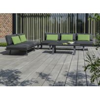 Salon jardin aluminium haut gamme - catalogue 2019 - [RueDuCommerce ...