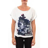 Coquelicot - Top 15408/001 gris