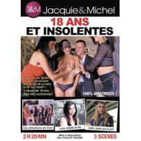 Jacquie Et Michel - 18 ans et insolentes