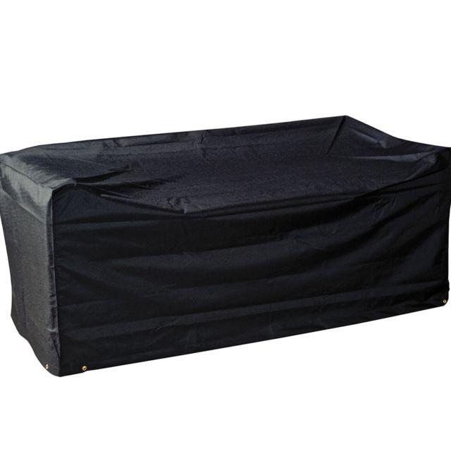 HABITAT ET JARDIN Housse modulaire sofa 3 places - 246 x 94 x 69 cm