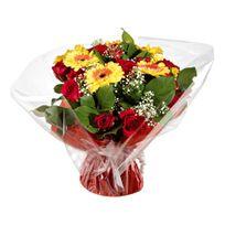 - Rouleau cellophane fleuriste 10 x 0,70 cm