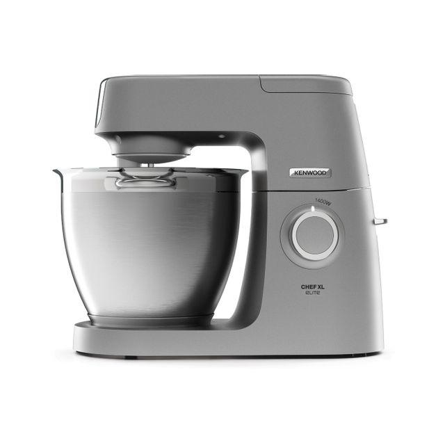 KENWOOD Robot pâtissier Chef XL Elite - KVL6305S - Argent