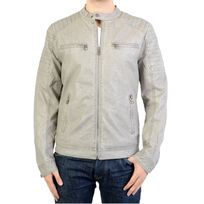 Ryujee - Blouson Collins 08 Gris