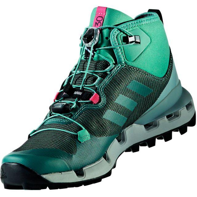 Adidas Terrex Fast Mid Gtx surround Chaussures gris