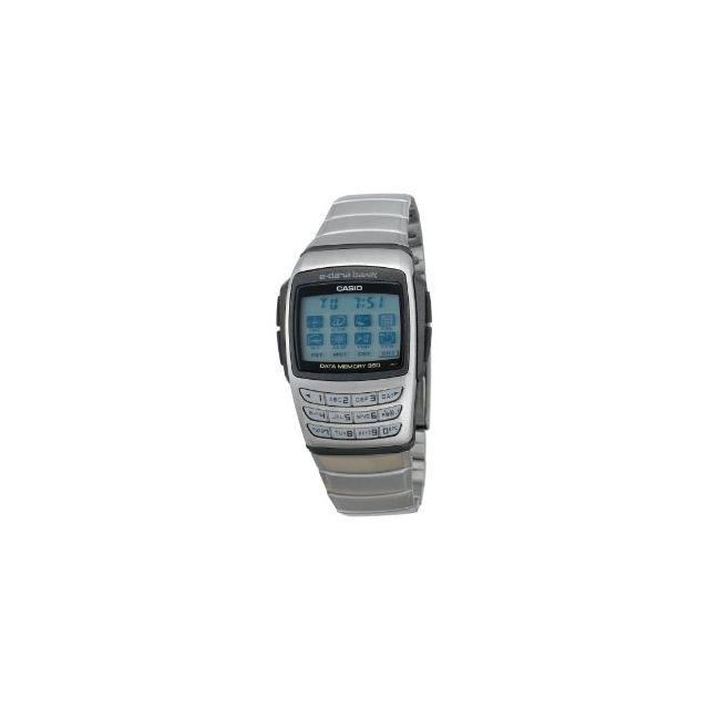 Casio Montre Edb610D 8C Homme Calculatrice Data Bank 350 N  8u2TS
