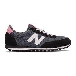 New Balance Chaussures Wl 410 noir gris femme pas cher