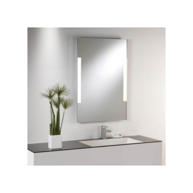 Astro miroir lumineux salle de bain imola 900 led ip44 chrome gris 60cm x 90cm x 90cm pas cher achat vente eclairage tableaux et miroirs