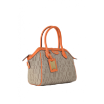 e1ab524e4a Sac a main cuir orange - catalogue 2019 - [RueDuCommerce - Carrefour]