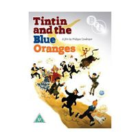 Bfi - Tintin and the Blue Oranges Import anglais