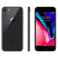iPhone 8 - 64 Go - Noir - Reconditionné