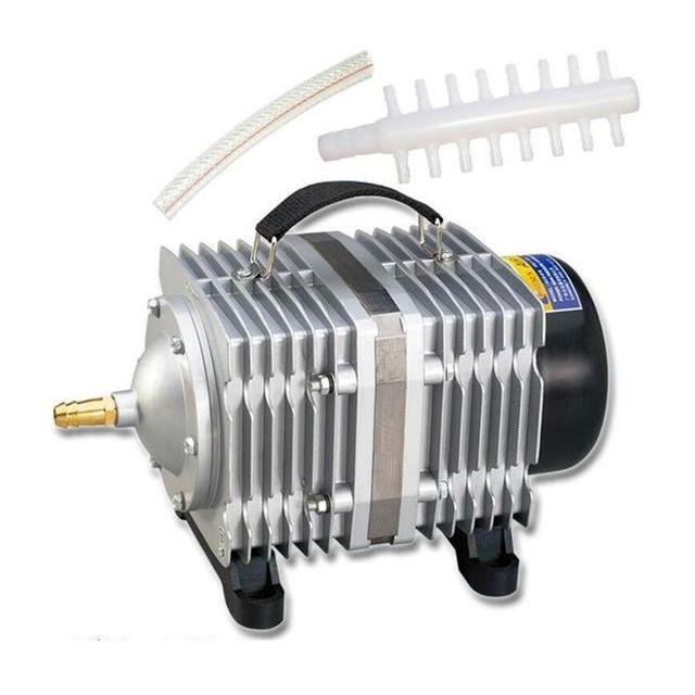 Wewoo Pompe aquarium 420W 195L / Min compresseur de à air électromagnétique poisson augmentation la capacité du réservoir d'ox