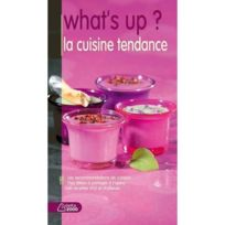 Saep - Livre Recettes What'S Up Cuis.TEND. 1034 S