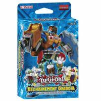 Konami - Cartes à collectionner - Yu-Gi-Oh : Deck De Structure - Déchainement Geargia