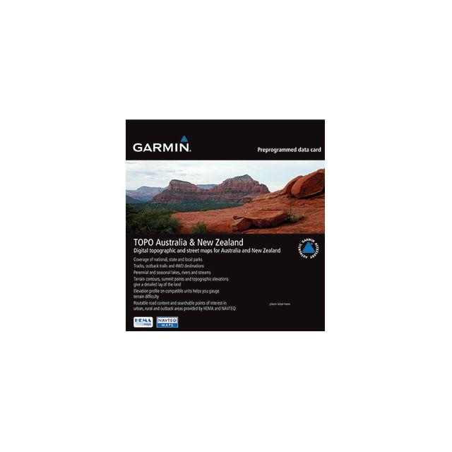 Carte Gps Australie.Garmin Carte Topo Australie Et Nouvelle Zelande Dernieres Pieces