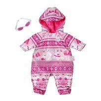 Zapf - Baby Born - Combinaison D'HIVER - Tenue Pour Poupon 43 Cm Z-821381