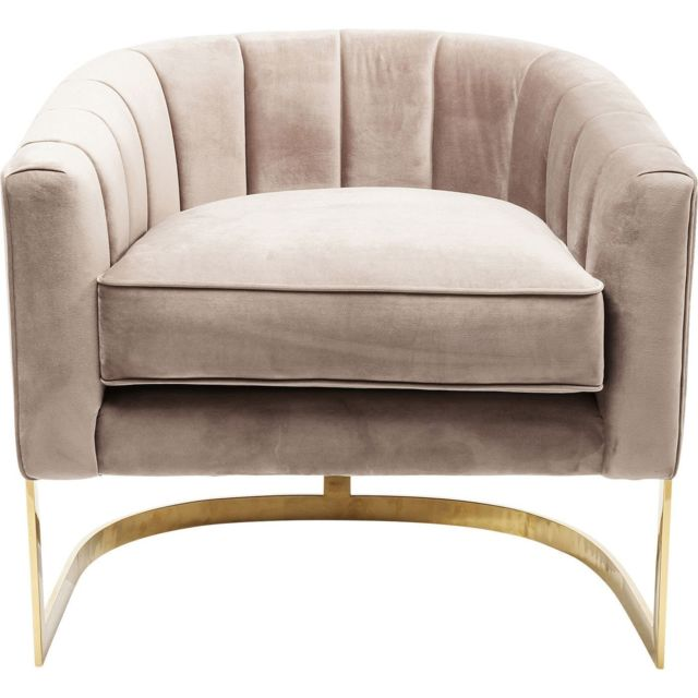 Karedesign Fauteuil Pure Elegance Kare Design