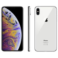 APPLE - iPhone XS Max - 64 Go - MT512ZD/A - Argent