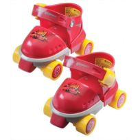 Mondo - Cars Set Rollers 4 roues et Protections