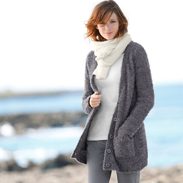 Gilet douceur maille maille Blancheporte Blancheporte douceur Blancheporte Blancheporte Blancheporte Gilet qpYdY