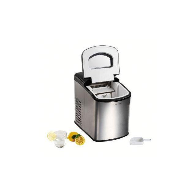 DOMOCLIP Machine à glaçons DOM367