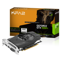 KFA2 - GeForce GTX 1050 Ti OC 4 Go