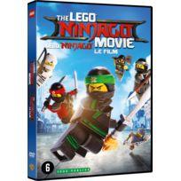 WARNER BROS - DVD LEGO NINJAGO Le FILM