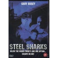 Boulevard - Steel Sharks - Dvd - Edition simple