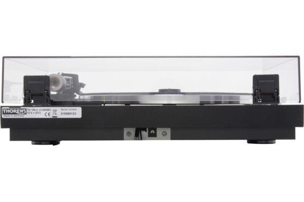 THORENS - Platine vinyle TD TD 190-2 Black