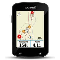Garmin - Edge 820 Gps - Gps - fixation cintre aéro incluse noir